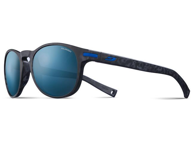 Julbo Valparaiso Polarized 3 Aurinkolasit Miehet, matt tortoiseshell grey/blue